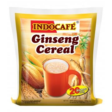 IndoCafe Ginseng Cereal 20's