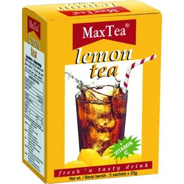 MaxTea Lemon Tea 5's