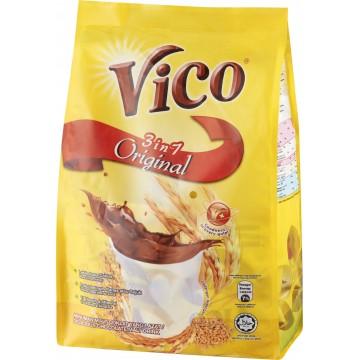 Vico 3-in-1 Original Chocolate Malt 18's