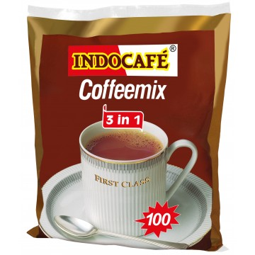 IndoCafe Original Blend Coffeemix (3 in 1) 100's