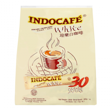 IndoCafe White Coffee 30's